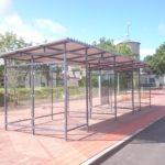 Keila raudteepeatuse bussiootepaviljon