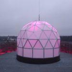 Rõuge Ööbikuoru vaatetorni kupli projekteerimine